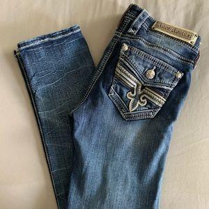Rock Revival Lam Jeans Size 28